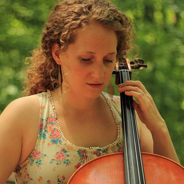 Rachel Capon: cello & voice